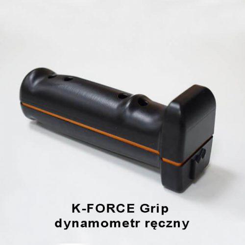 K-FORCE Grip – dynamometr ręczny