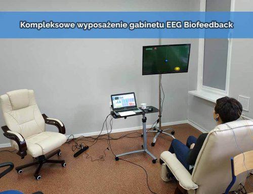 Kompleksowe wyposażenie gabinetu EEG Biofeedback [2]
