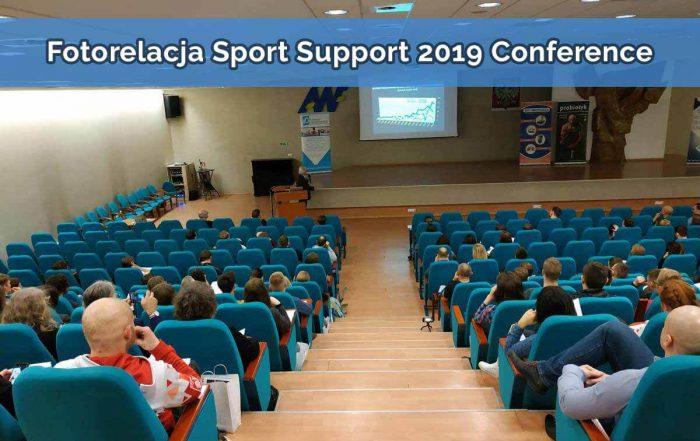 Konferencja Sport Support 2019 - Poznań