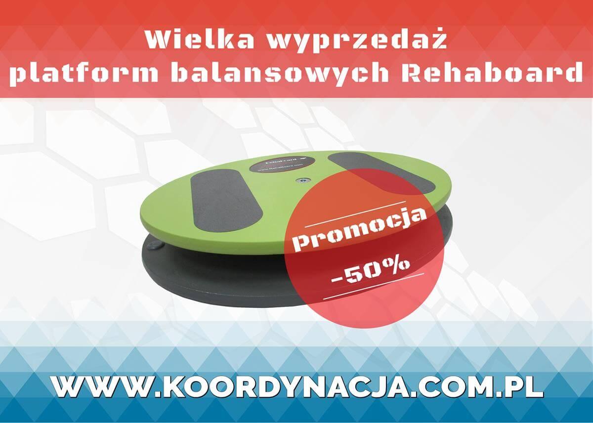 Platformy balansowe RehaBoard - Promocja-4