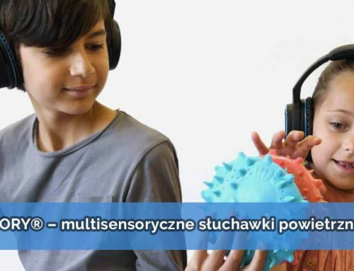 SOUNDSORY® – multisensoryczne słuchawki powietrzno-kostne
