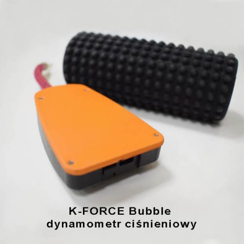 K-FORCE Bubble – dynamometr ciśnieniowy