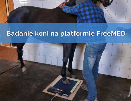 Badania jakości ukształtowania kopyt końskich na platformie FreeMED