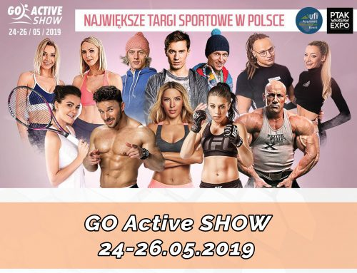 KOORDYNACJA na GO Active SHOW 2019 [ZAPROSZENIE]