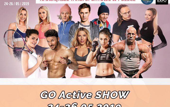 KOORDYNACJA na Go Active Show 2019