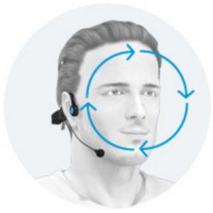 forbrain dzialanie głosowo słuchowe