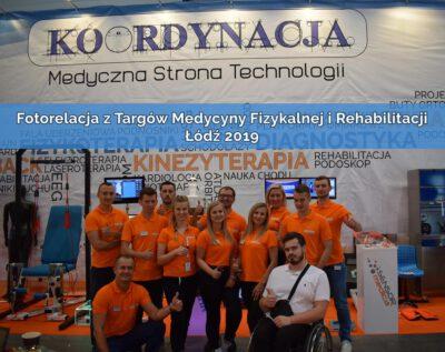 Targi Rehabilitacji Łódź 2019 KOORDYNACJA