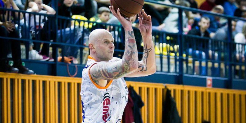 Daniel Wall koszykarz HydroTruck Radom