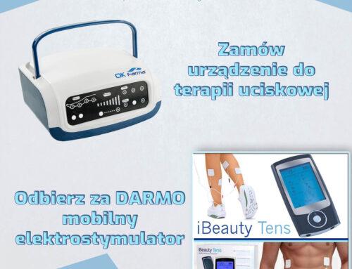 Odbierz za DARMO mobilny elektrostymulator iBeauty TENS !!