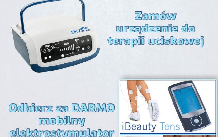 Urządzenie do terapii uciskowej Farma Press Digital